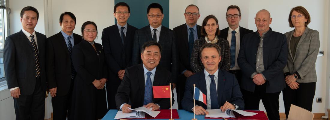 illustration Un nouveau Laboratoire International Associé franco-chinois sur l'agroécologie et le développement vert agricole