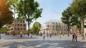 Maquette 1 Campus Agro Paris-Saclay
