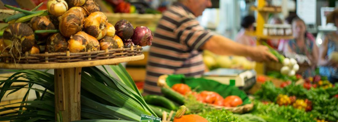 illustration Alimentation de proximité et durabilité des systèmes alimentaires