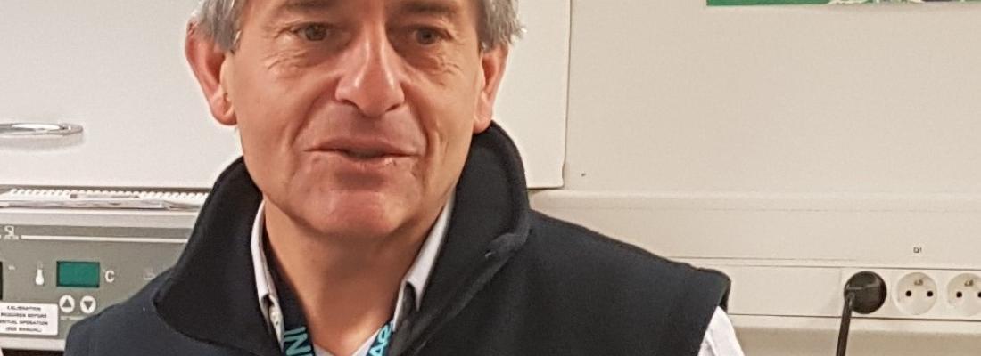illustration Emmanuel Hugo est le nouveau président du Centre INRAE Clermont-Auvergne-Rhône-Alpes