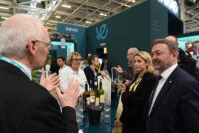 SIA 2020, Discussion sur les vins issus de cépages de vigne résistant aux maladies fongiques