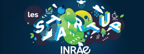 logo les start up INRAE