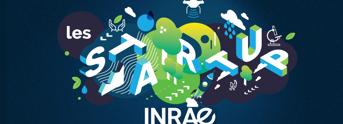 illustration Start-ups and INRAE: a fruitful partnership