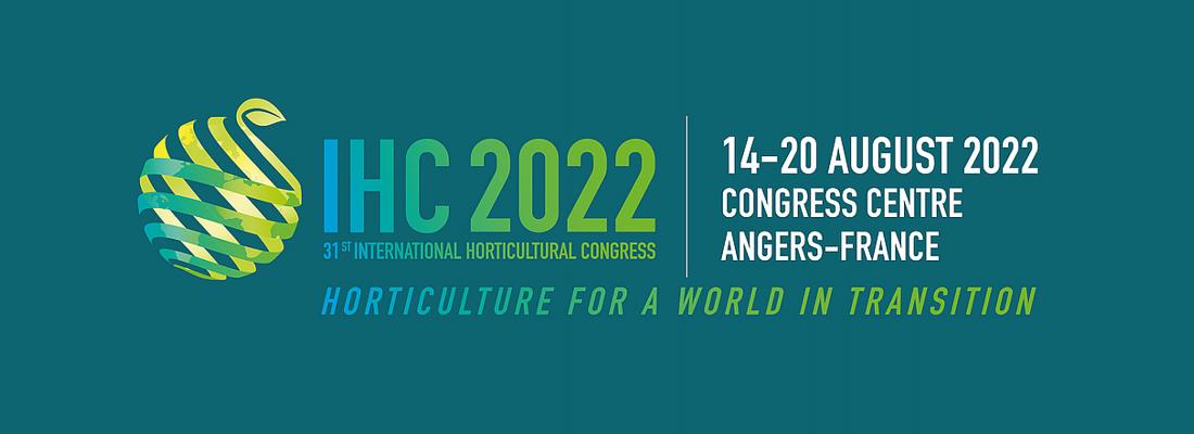 illustration IHC2022 - International Horticultural Congress