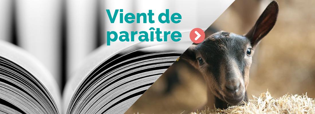 illustration Comprendre, évaluer et améliorer le bien-être des animaux d'élevage