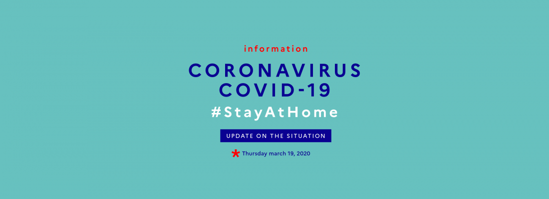 illustration Coronavirus: INRAE's crisis plan for the COVID-19 epidemic is being implemented