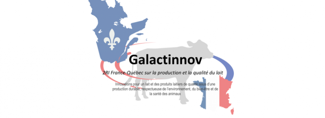 illustration Galactinnov: creation of an international research network for high-quality and sustainable dairy production
