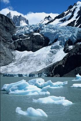 Glacier Perito Moreno et Lac Argentino