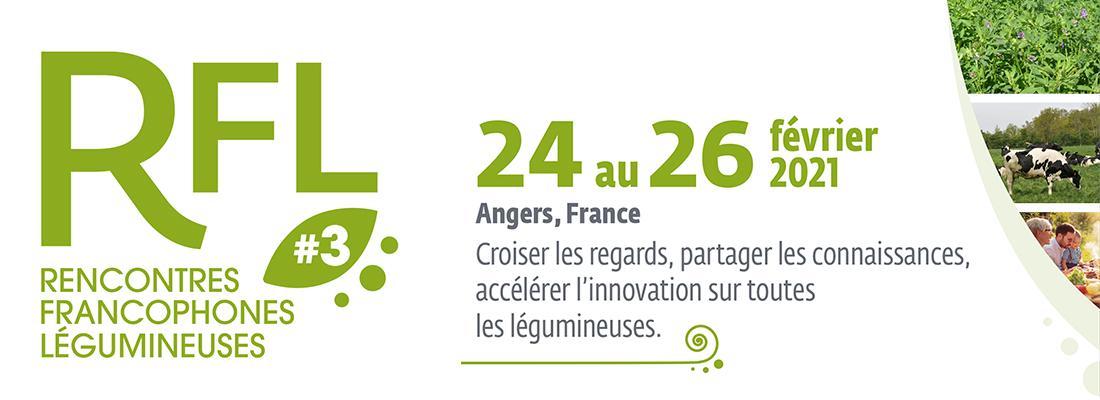 illustration  3e Rencontres francophones légumineuses