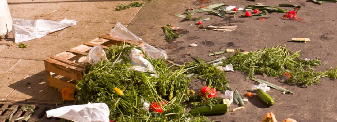 illustration Réduire les pertes et gaspillages d'aliments dans un monde de plus en plus urbanisé