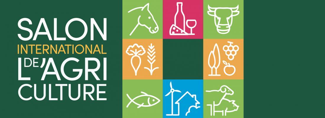 illustration Salon de l'agriculture 2020