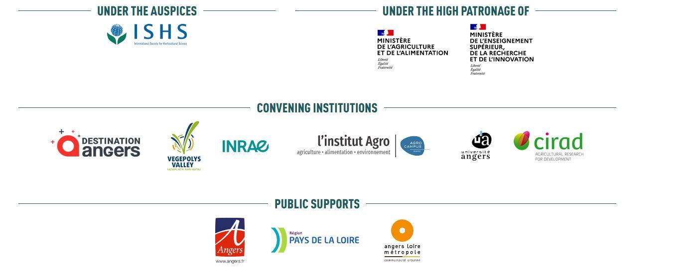 organisateurs du congrès mondial d'horticulture - IHC2022