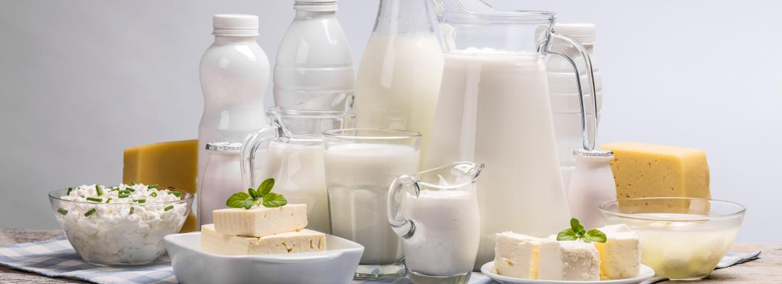 illustration Les produits laitiers, nos alliés santé !