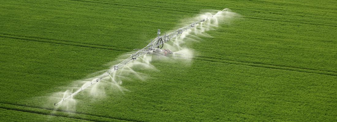 illustration Colloque Européen des économies d'eau en irrigation