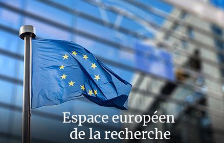 Accès page espace européen de la recherche