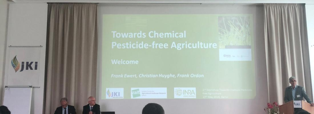 illustration  INRAE becomes a driving force for a European roadmap on pesticide-free agriculture