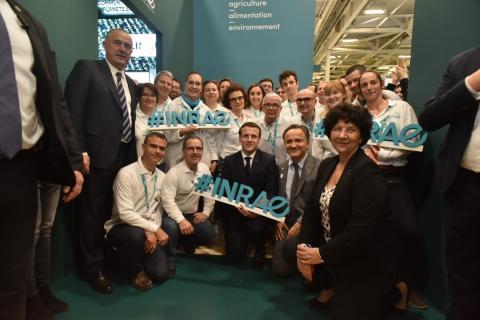 Macron SIA 2020