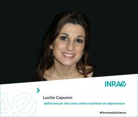 Femmes de sciences Lucile Capuron