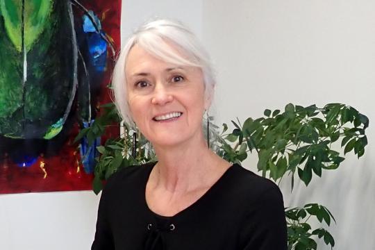 illustration Santé de la vigne : Véronique Brault, à la tête de l'unité SVQV