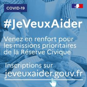 covid-19 Jeveuxaider Renforts