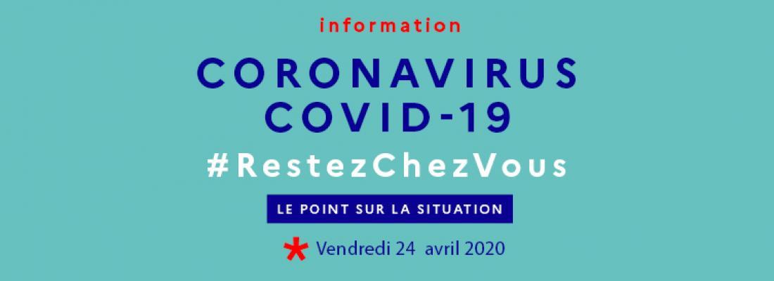 illustration Coronavirus COVID-19 : préparation de la reprise d'activité à INRAE
