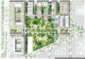 Plan Campus Agro Paris-Saclay