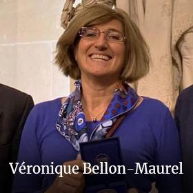 Véronique Bellon-Maurel, première femme lauréate du Grand prix IMT-Académie des sciences