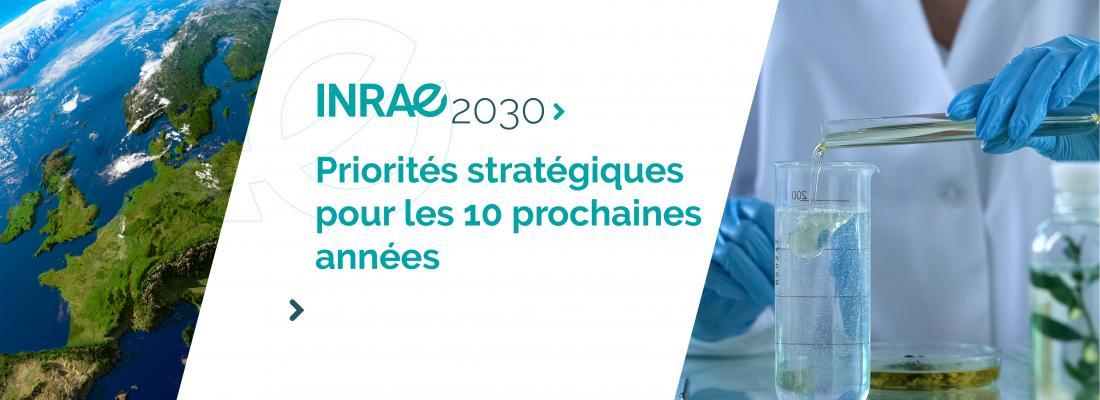 illustration Lancement d'INRAE2030 : priorités stratégiques d'INRAE pour les 10 prochaines années