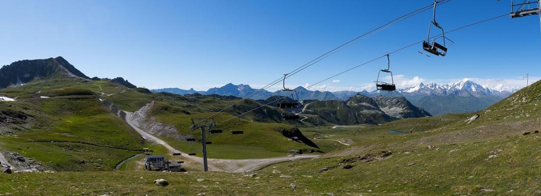illustration Terrains dégradés des stations de ski : la piste locale pour restaurer la biodiversité
