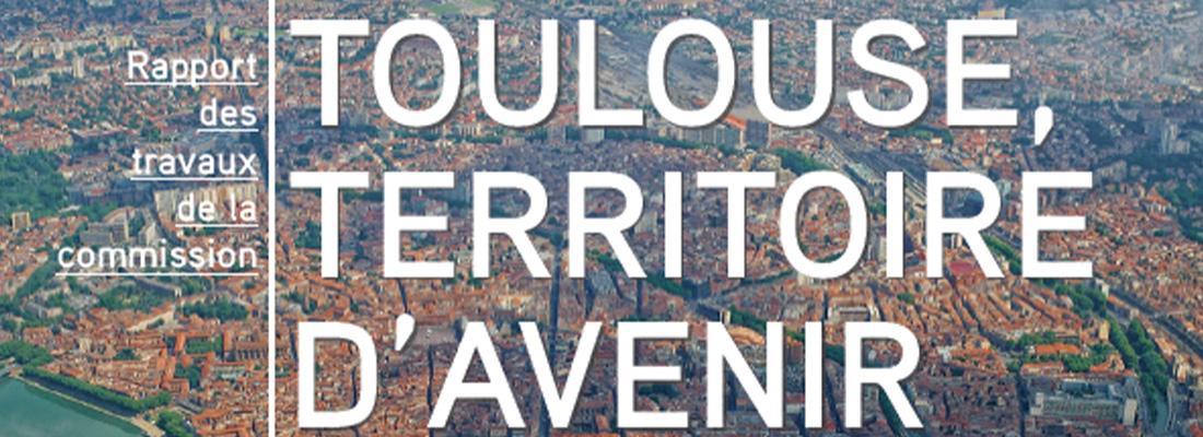 illustration Toulouse Territoire d'avenir : un rapport entre débat et consensus