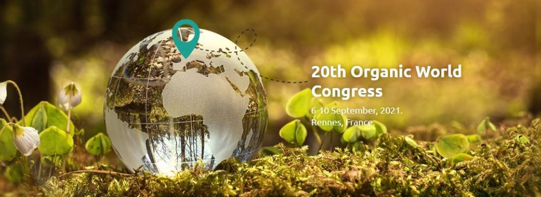 illustration 20th Organic World Congress