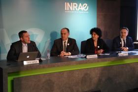 Lancement INRAE : Relations entre agriculture et biodiversité par Xavier Le Roux