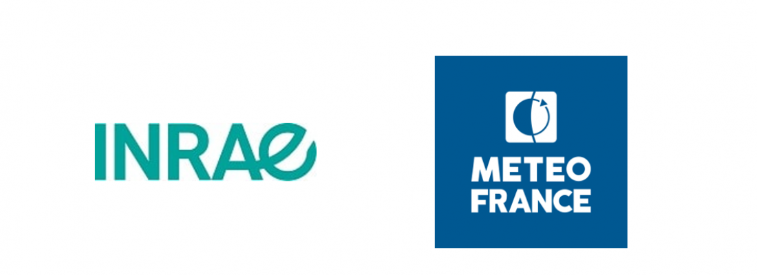 illustration Connaissances et services climatiques pour l'agriculture, la forêt et l'eau : INRAE et Météo-France s'engagent pour soutenir l'adaptation des territoires au changement climatique