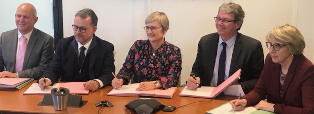 illustration Suivi de la qualité nutritionnelle de l'offre alimentaire en France : signature d'une nouvelle convention-cadre de l'Oqali pour la période 2020-2023
