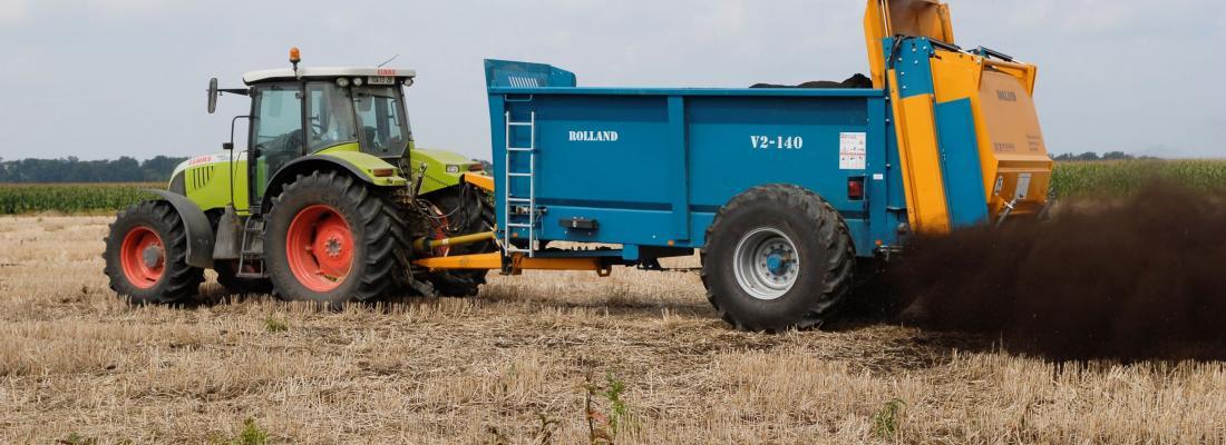 illustration Les sols pour nourrir le monde : le recyclage agricole des matières fertilisantes organiques