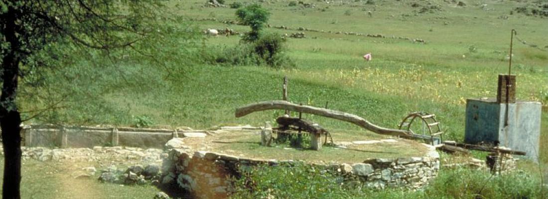 illustration Adapter l'irrigation pour préparer l'agriculture indienne au changement climatique
