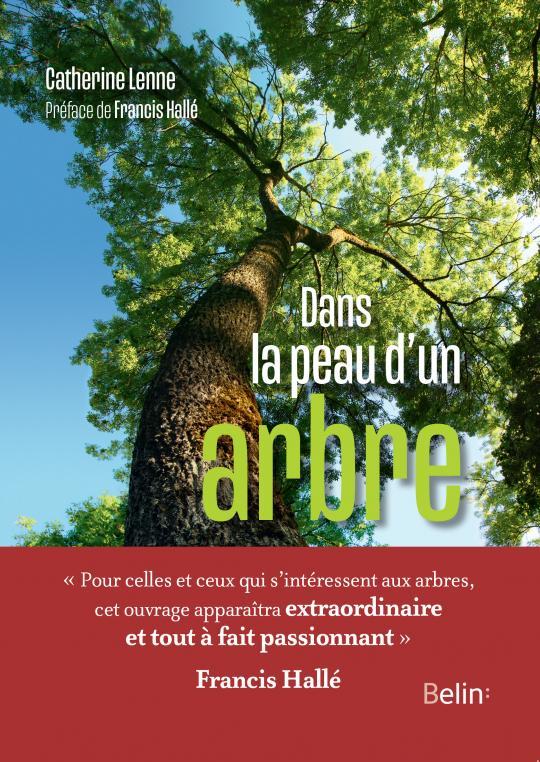 couverture de l'ouvrage, avec un arbre magestueux