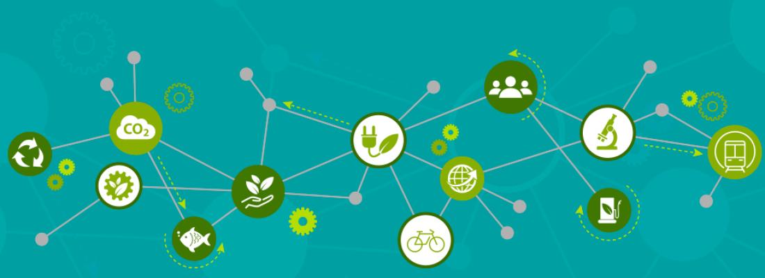 illustration GdR Labos 1point5 : Analyser et réduire l'empreinte carbone de la recherche