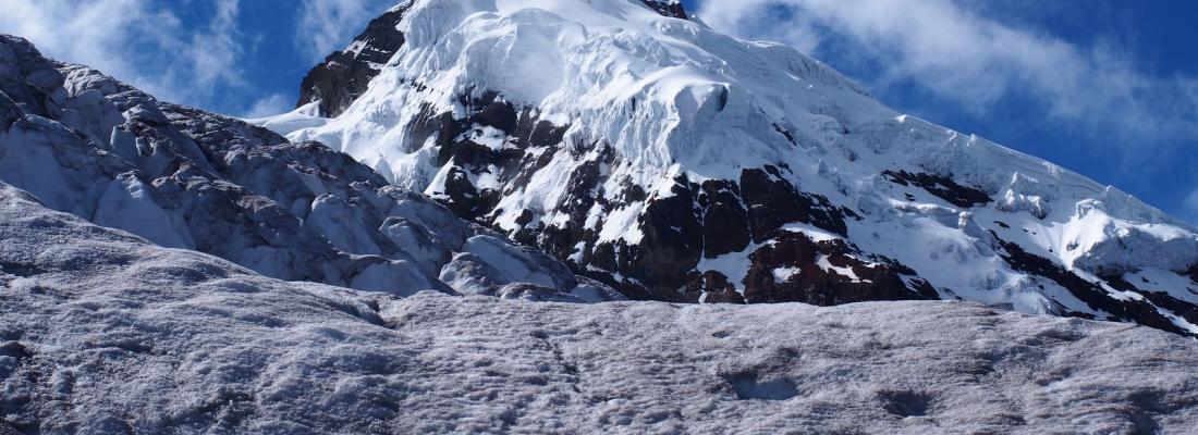 illustration Impacts écologiques de la fonte des glaciers