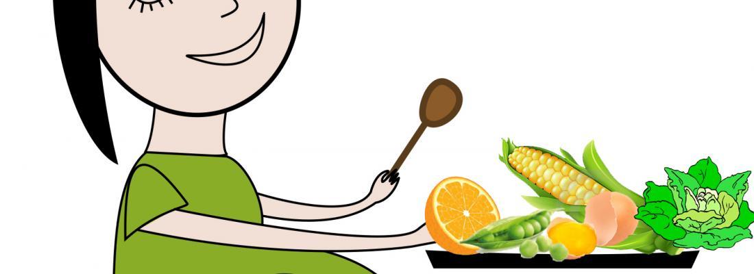 illustration Recommandations nutritionnelles et consommation alimentaires des femmes enceintes