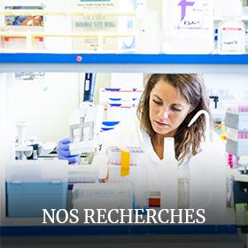 Liens vers la page des recherches du Centre de Jouy-en-Josas
