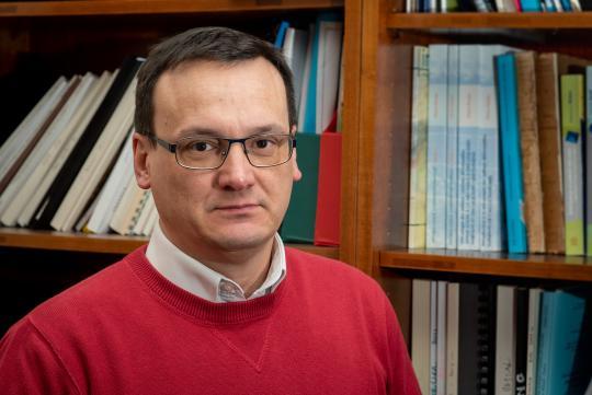 illustration Cyril Kao, directeur de l'Enseignement supérieur, des Sites et de l'Europe