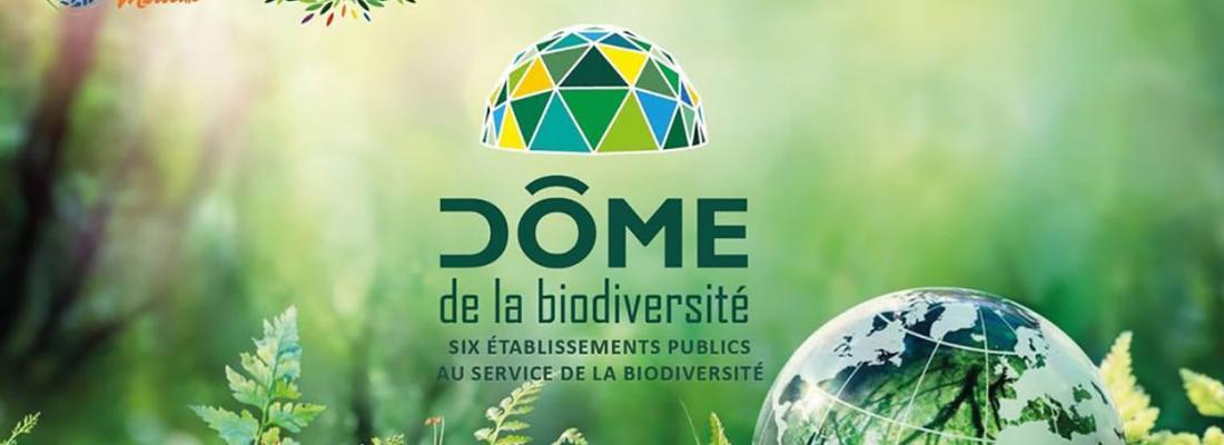 illustration UICN, Congres mondial de la nature - six établissements publics au service de la biodiversité