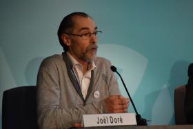 Lancement INRAE Microbiote, aliment et santé par Joël Doré