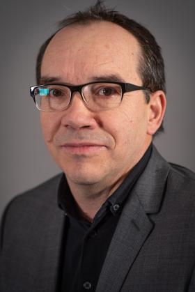 Abraham Escobar Gutiérrez, président du centre Inra Nouvelle-Aquitaine-Poitiers