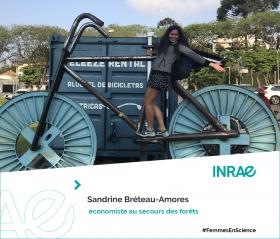 femmes de science Sandrine Brèteau