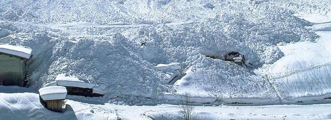 illustration Prévenir les risques d'avalanches