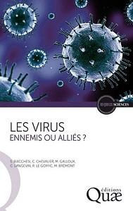 Lien vers la page de parution de l'ouvrage le virus ennemis ou alliés
