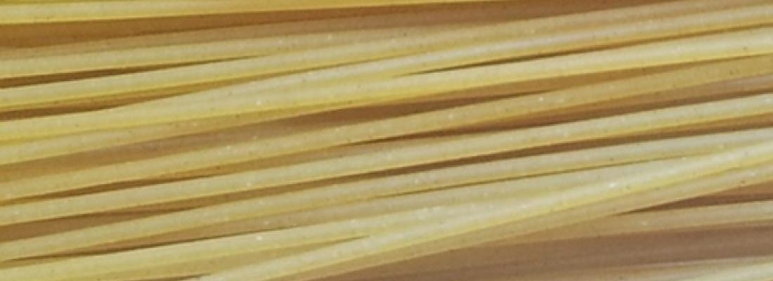 illustration  Des pâtes aux légumineuses adaptées aux besoins des séniors