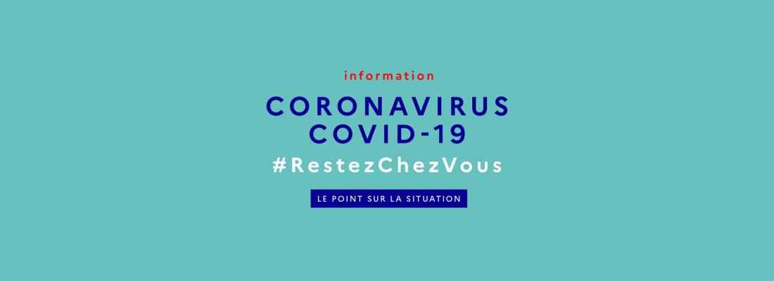 illustration Coronavirus : le dispositif de crise face à l'épidémie Covid-19 en application sur le centre INRAE Île-de-France - Versailles-Grignon